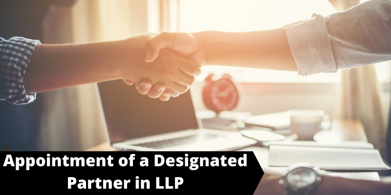 Appointment of a Designated Partner in LLP