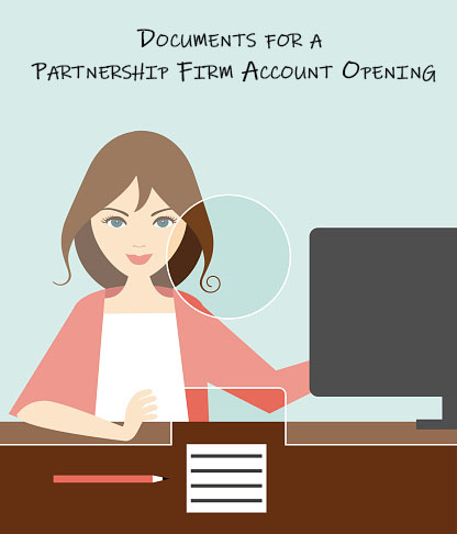 partnership firm account