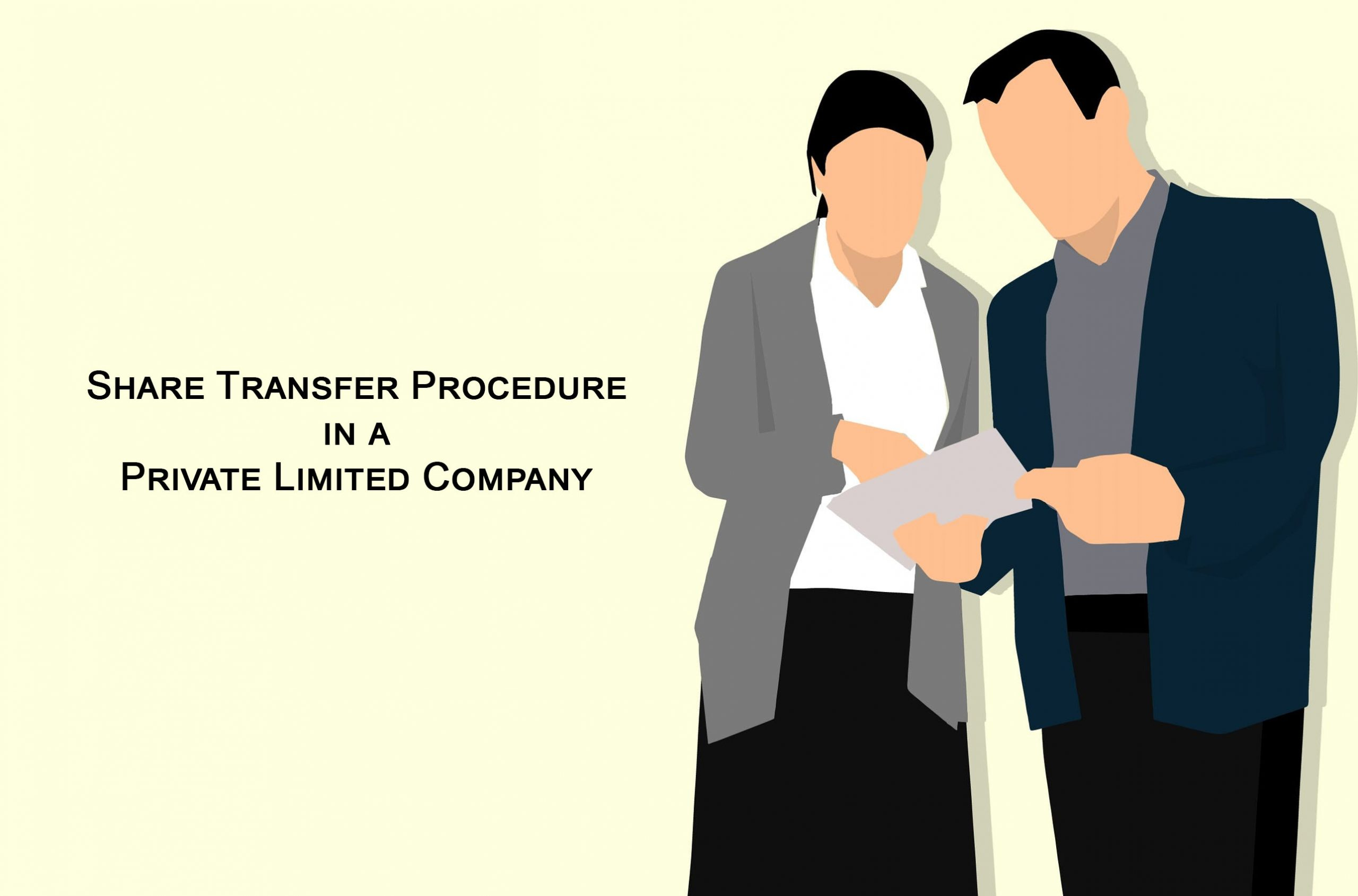 share transfer procedure