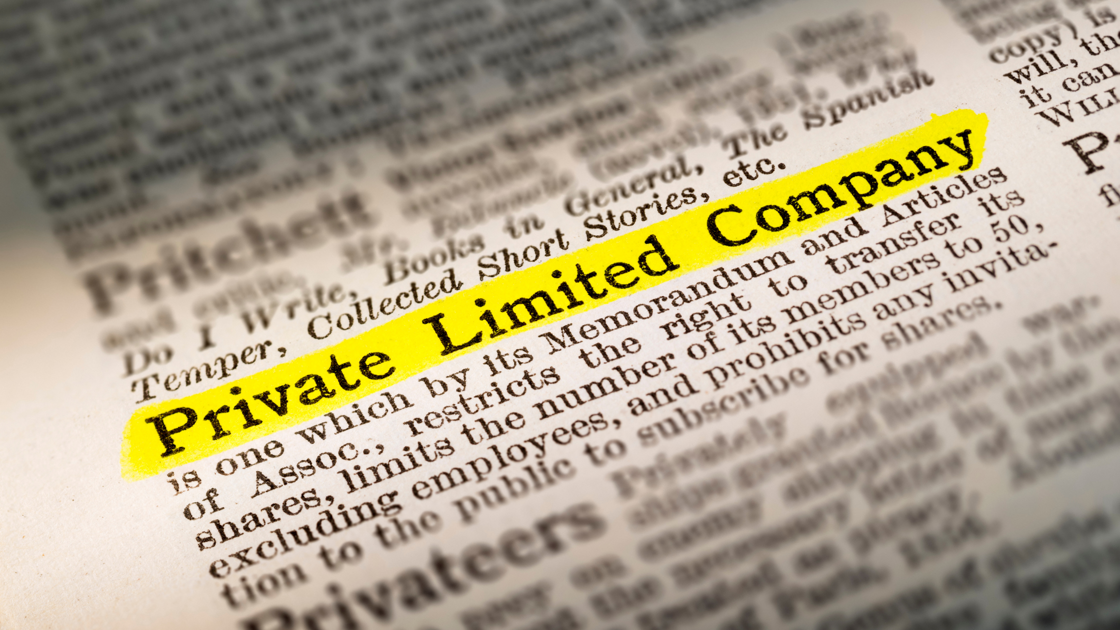 Applicable Compliances: Private Limited Company