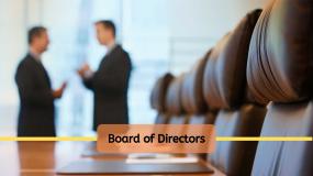 Board of Directors – Number of Directorships