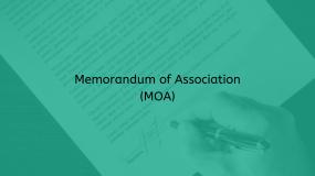 Memorandum of Association Under Section 4 of the Companies Act, 2013