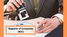 Key Function of Registrar of Companies State Wise