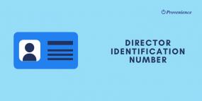 Director Identification Number Application, Modification, Surrender Methods