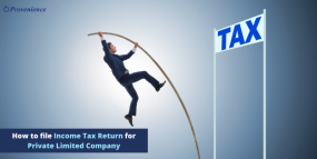 How to file Income Tax Return for Private Limited Company