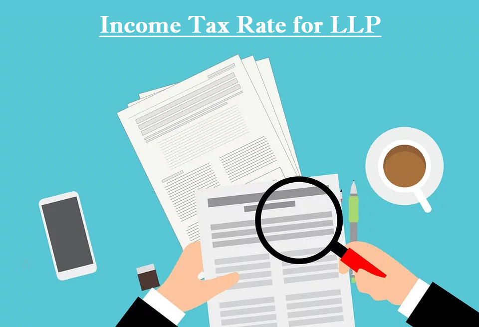 income tax rate for llp